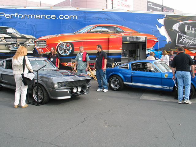 Cars From SEMA 2006 Unique Performance Mustangs