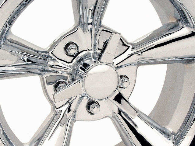 Ford Rims Chrome Rim