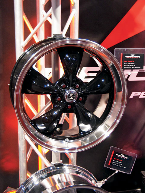 Ford Rims American Racing