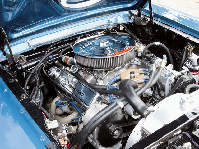 1965 Gt350 Replica Engine