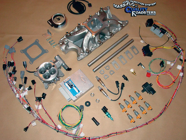 Fuel Injectors Electronics Kit