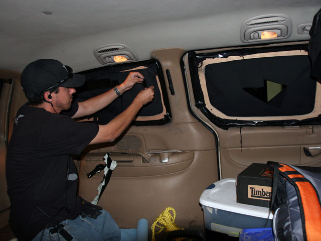 Behind The Scenes At Overhaulin Hidden Camera Car