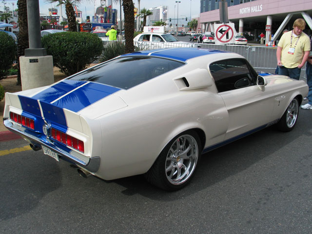 Cars From SEMA 2006 Modified Original Shelby