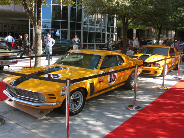 Cars From SEMA 2006 Parnelli Jones New And Old