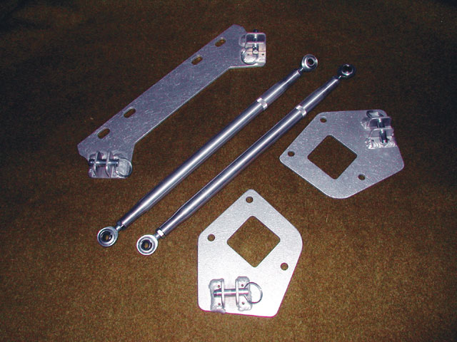 Engine Brace Brace Kit View