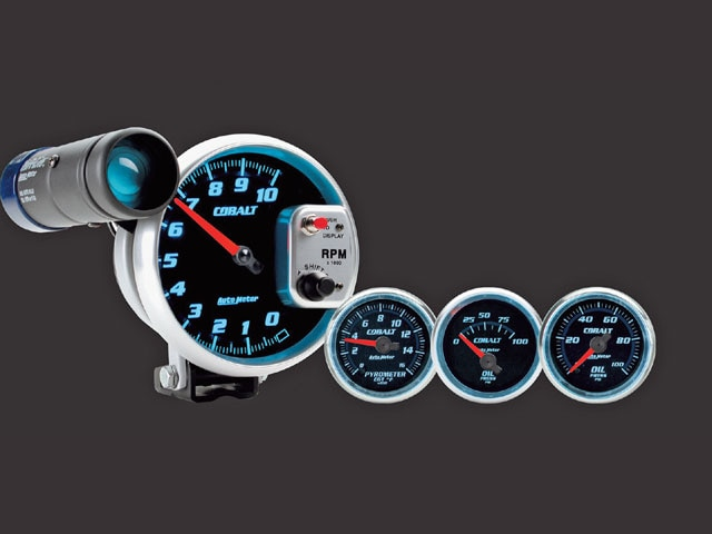 Ford Gauges Guage Kit View