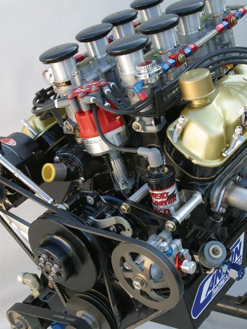 Mce Engine Build Engine