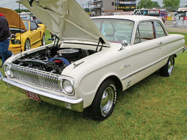 Nmra Ford Expo 62 Falcon