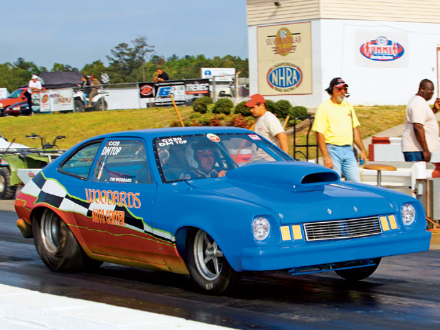 Nmra Ford Nationals Blue Pinto