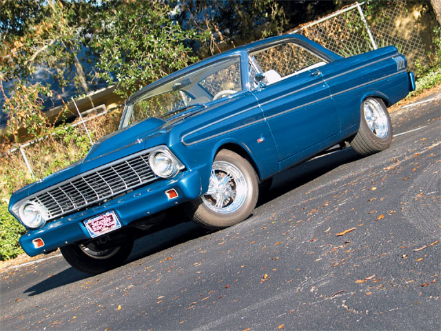 1964 Ford Falcon Front View