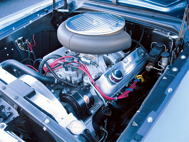 1964 Ford Falcon Engine