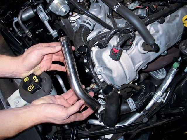 M5lp 0705 03 Z+2006 Ford Mustang Gt+hellion Turbo Kit