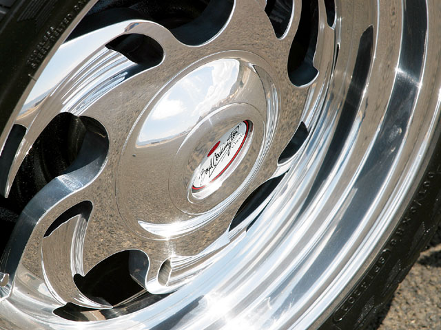 1964 Ford Mustang Coupe Wheels