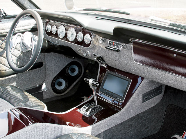 1964 Ford Mustang Coupe Interior