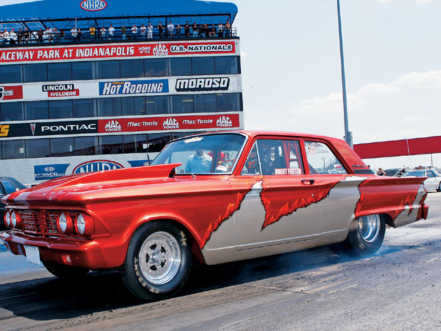 World Ford Challenge X 1962 Fairlane