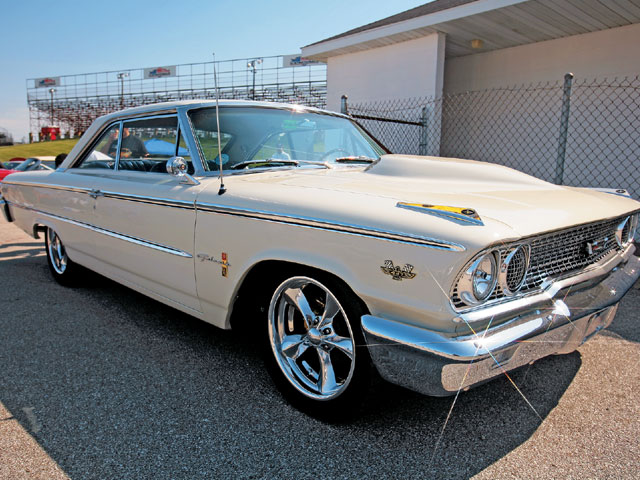 World Ford Challenge X 1963 Galaxie