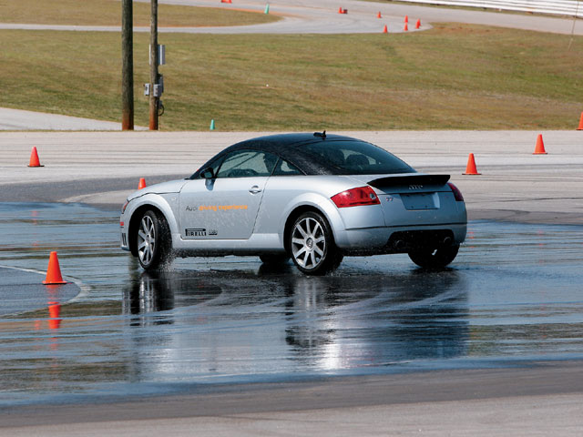 Road Atlanta Year One Experience Audi TT