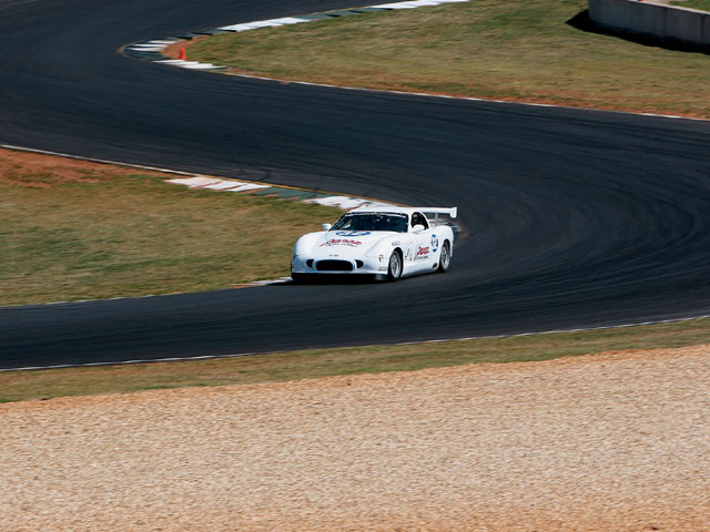 Road Atlanta Year One Experience Panoz
