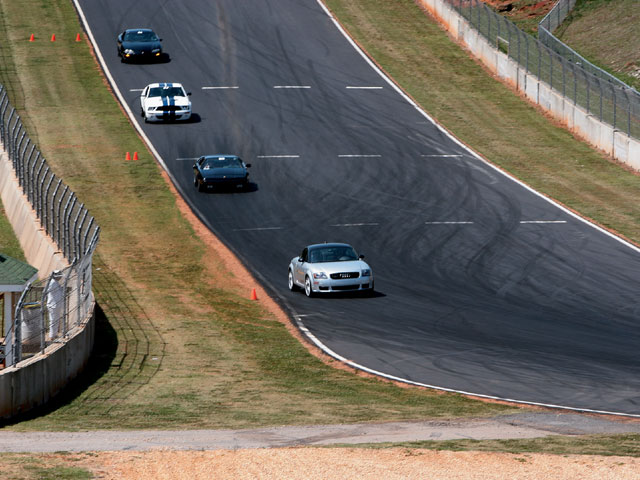 Road Atlanta Year One Experience Track Time