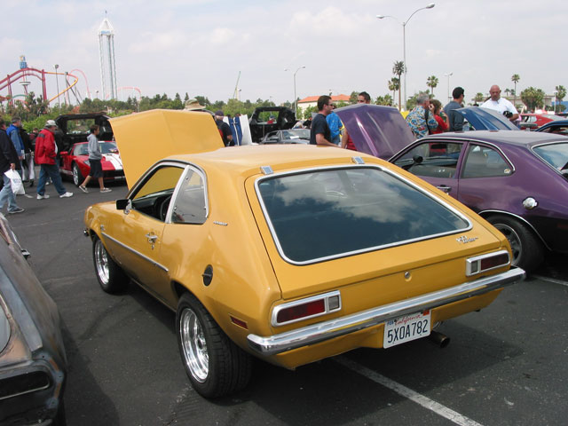 Fabulous Fords Forever Car Show Pinto