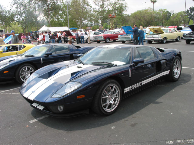 Fabulous Fords Forever Car Show Ford GT