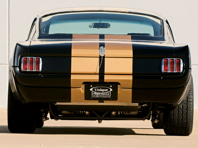 1966 Shelby Gt350sr Rear