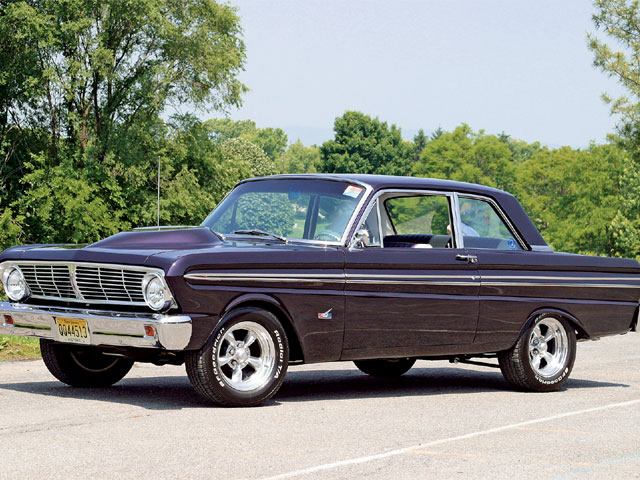 1965 Falcon Futura Side View