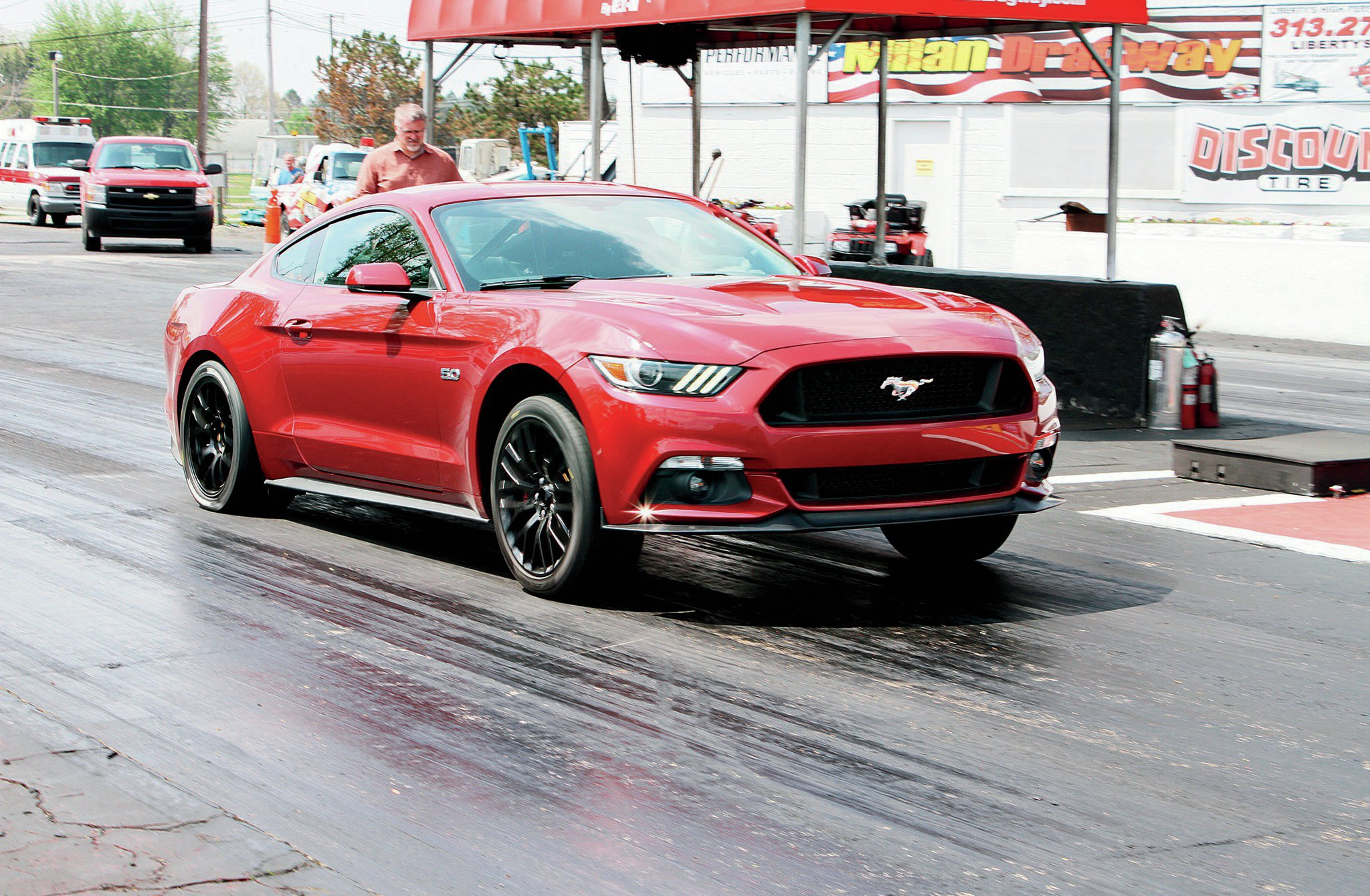 2015 Ford Mustang 5 0l Gt Coupe