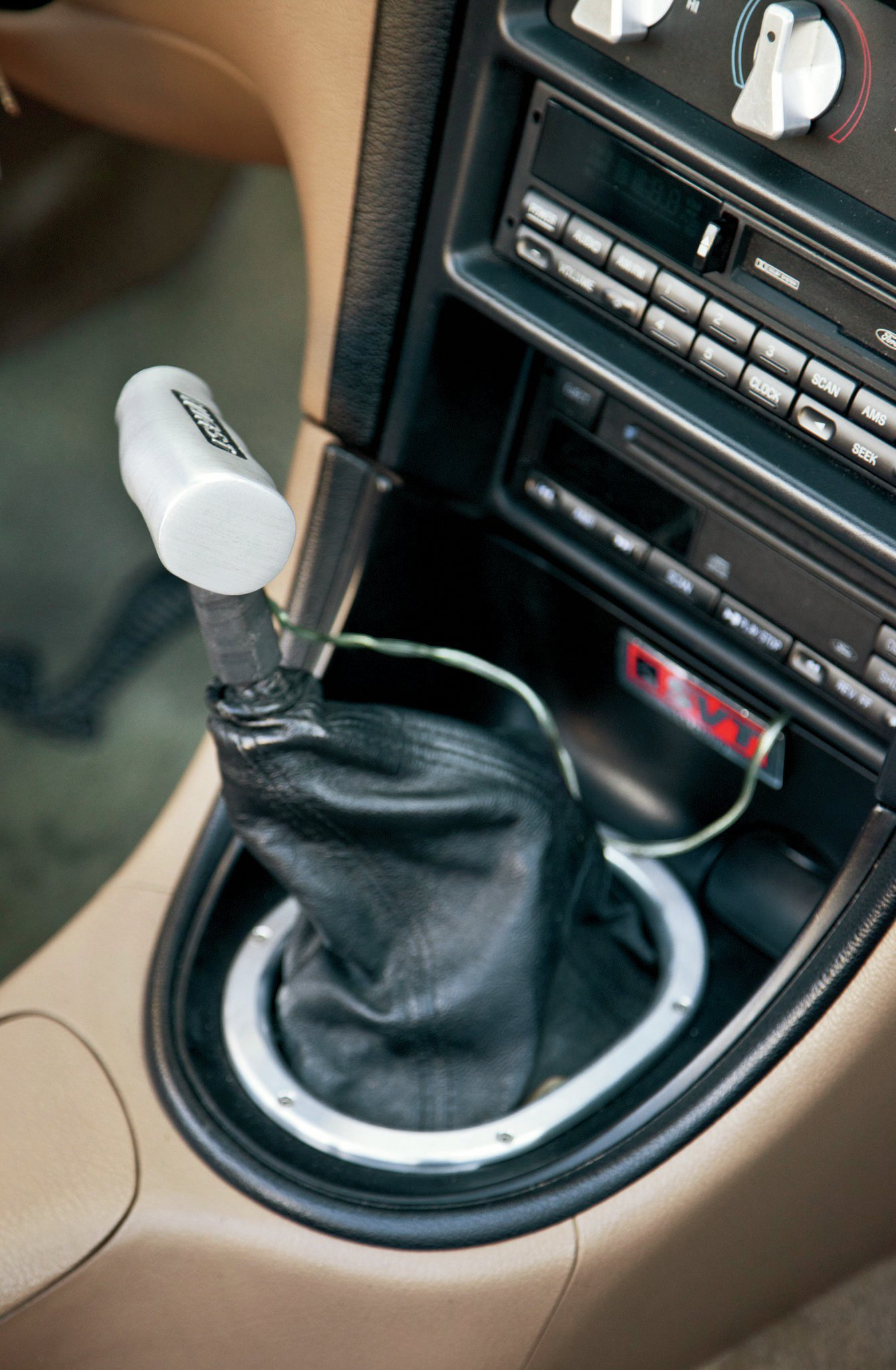 1994 Ford Mustang Shifter
