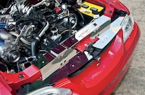 1994 Ford Mustang Engine Bay 1