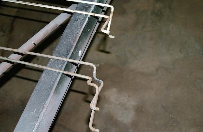 Trunk Torsion Rods
