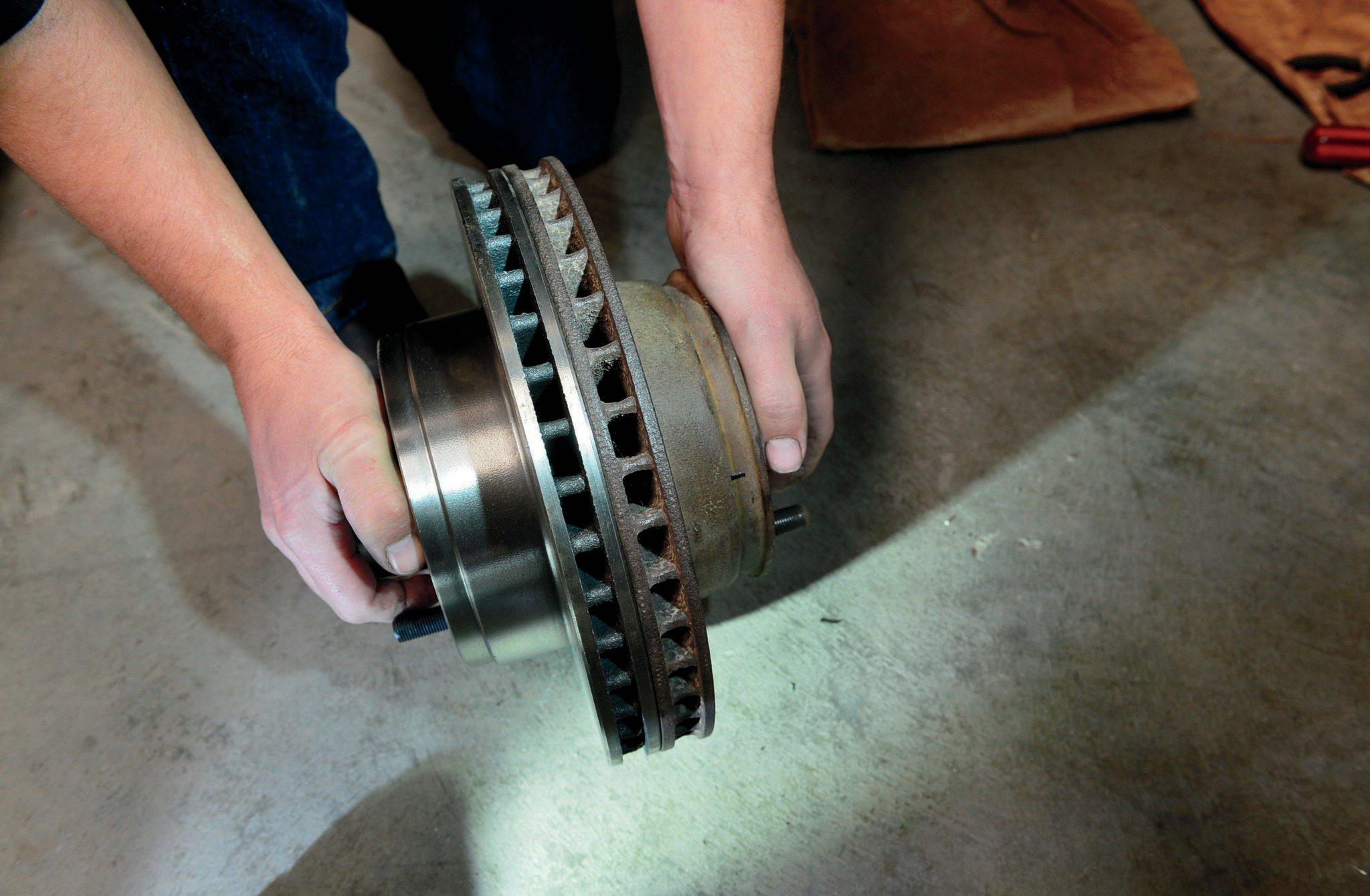 Stock Rotor