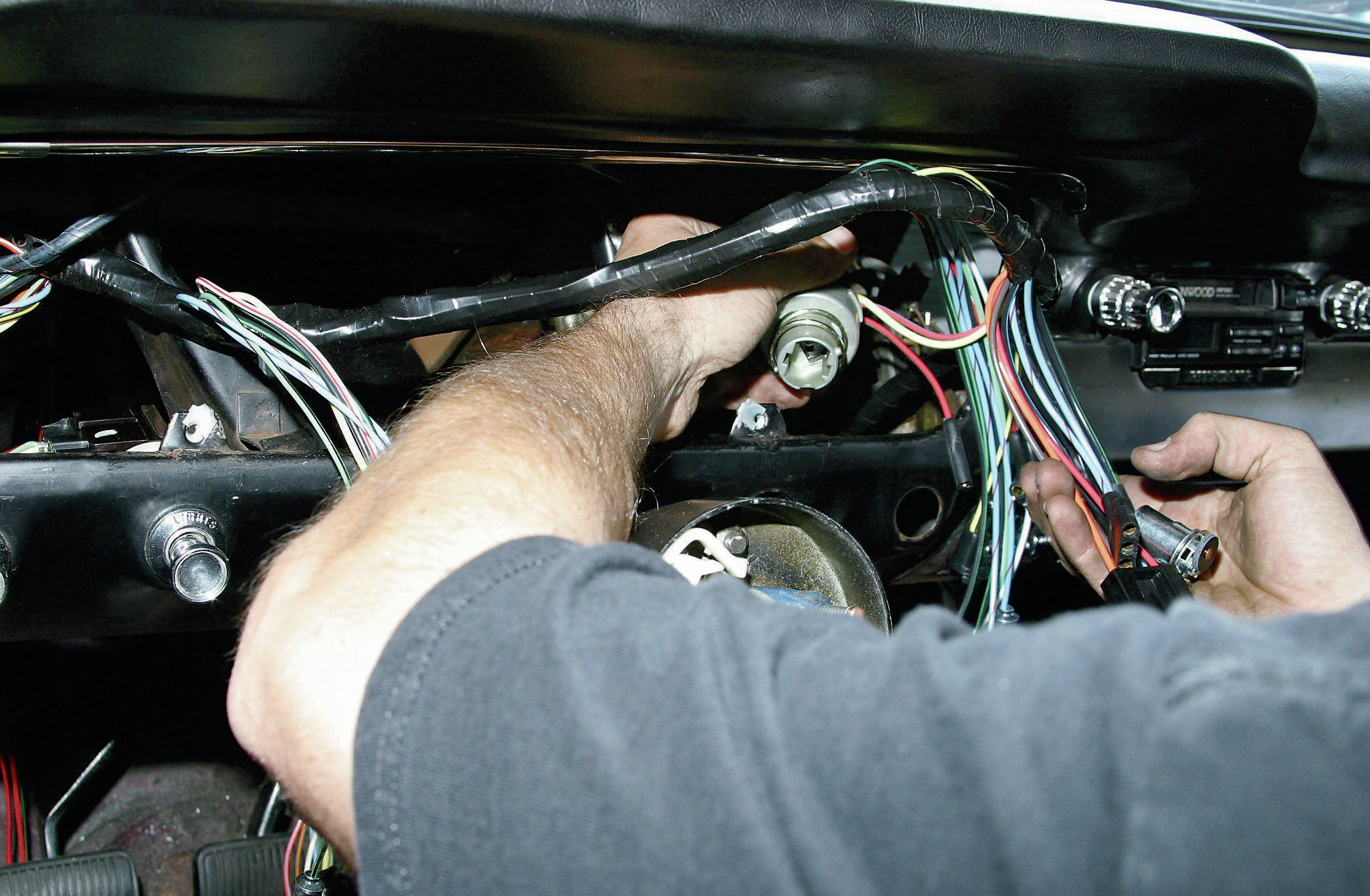 classic mustang electrical tips and tricks Painless Lt1 Wiring Harness