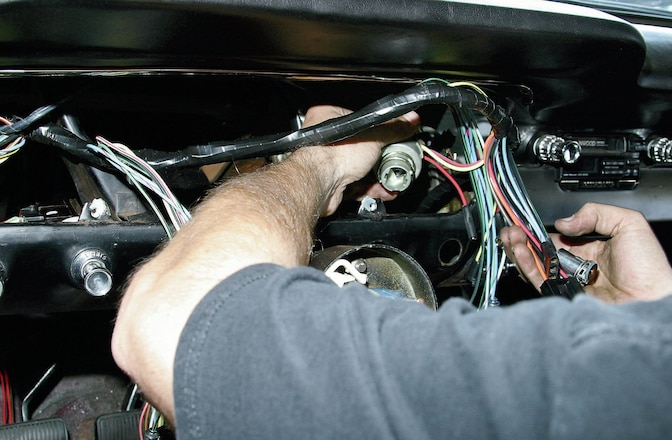 [SCHEMATICS_48DE]  Classic Mustang Electrical Tips and Tricks | Fox Body Wiring Harness Painless |  | Mustang 360