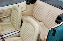 1964 Ford Mustang Front Seats