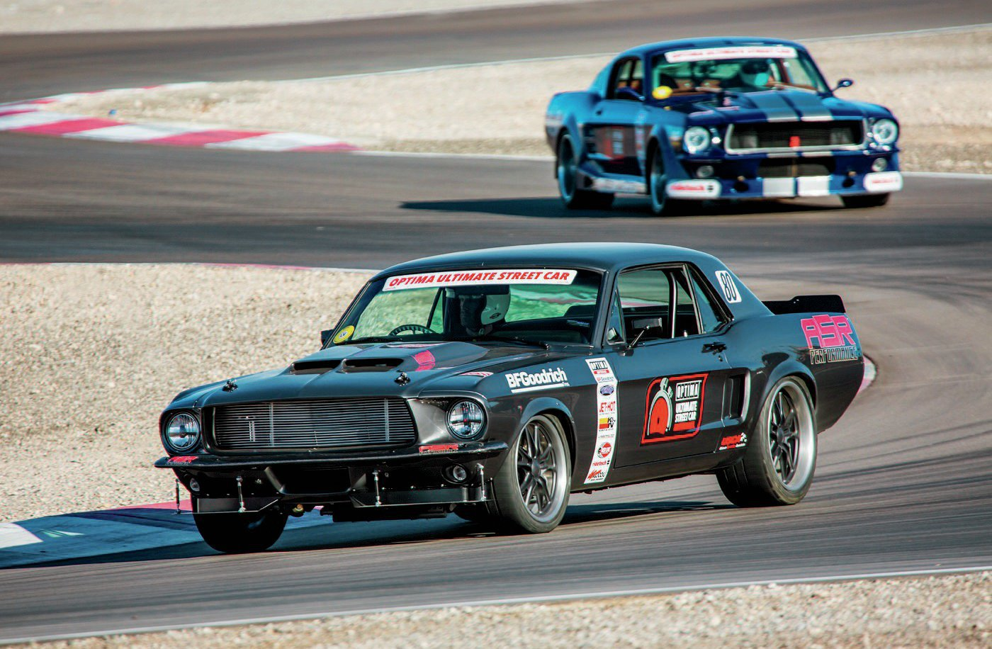 1967 Ford Mustang Coupe Matt Dowd