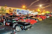 Showtime Motorsports Participant Reception