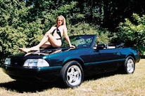 138_0211_z November_Babe Jennifer_Webster_1990_Ford_Mustang_LX