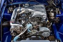1991 Ford Mustang Fox Body Engine Bay