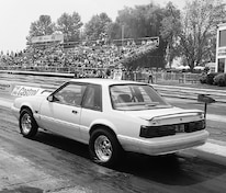 P76344_large Ford_Mustang_Foxbody White_Driver_Side_View