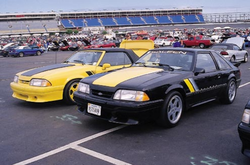 P94268_large Ford_Mustang_Saleen_Droptop Driver_Side_View