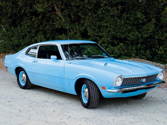 1972 Ford Maverick Front