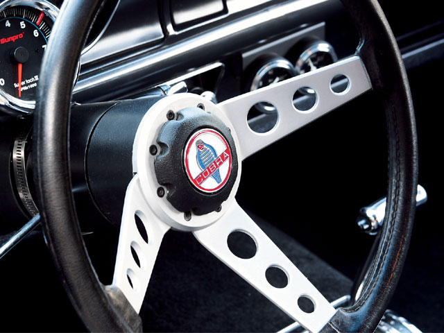 1972 Ford Maverick Steering Wheel