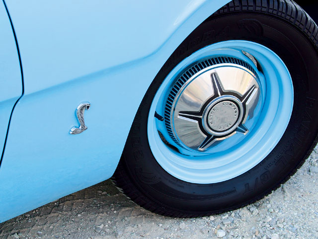 1972 Ford Maverick Wheel
