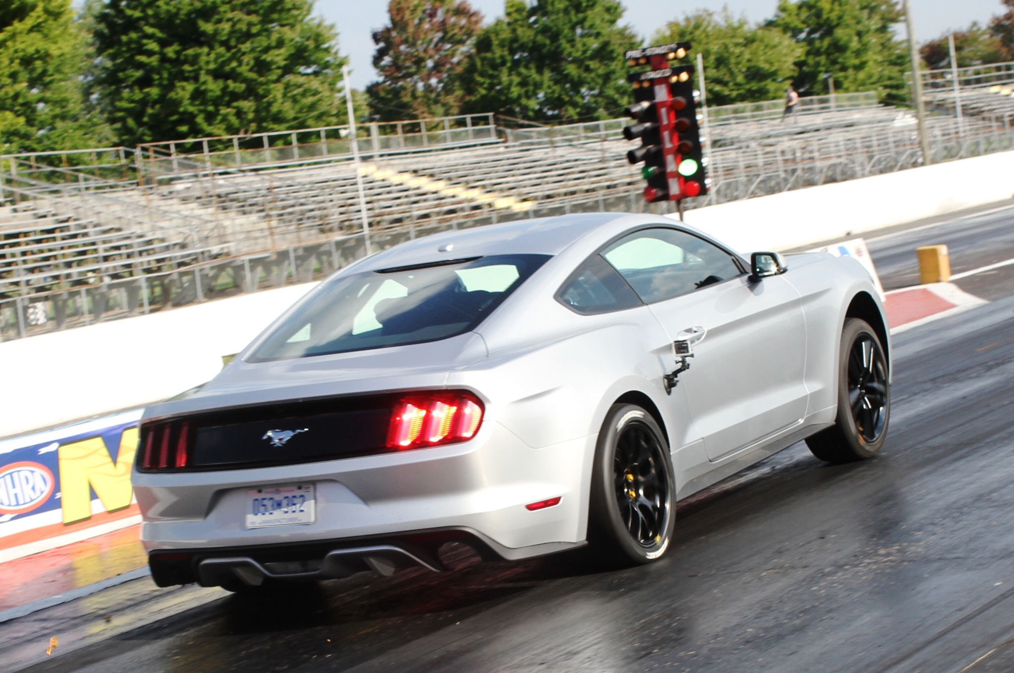 2015 Ford Mustang 2 3l Ecoboost Coupe