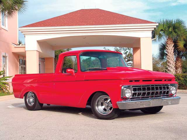 1963 Ford F100 Short Bed Pickup