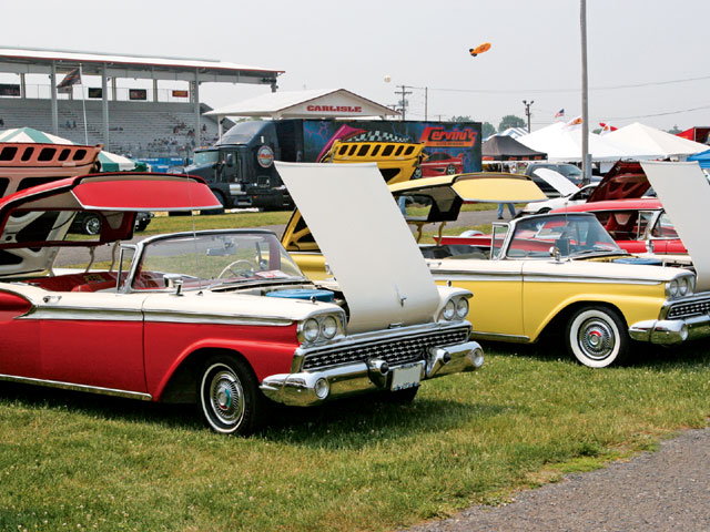 Carlisle All Ford Nationals Skyliner