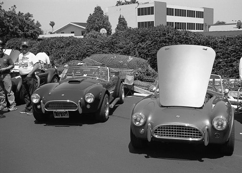 1964 Shelby 289 Cobra Multicar Front 289 And FIA