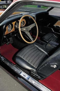 P40136_large 1969_Ford_Mustang_Boss_429 Driver_Side_Interior