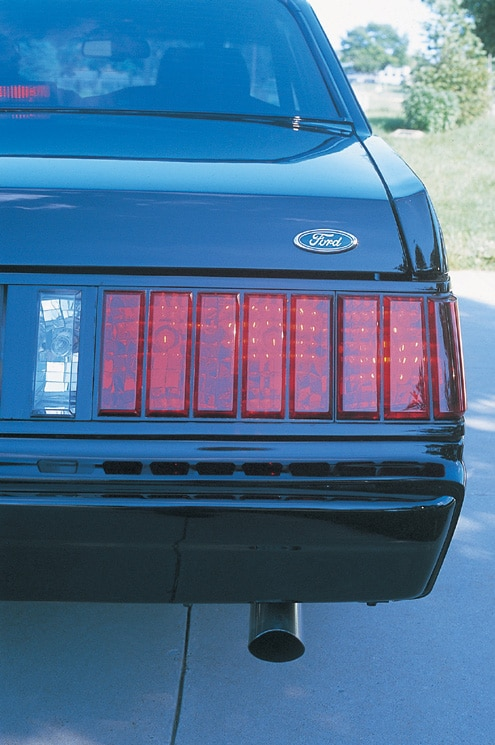 1980 Ford Fairmont Right Taillight